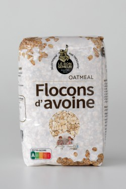 Flocons d'avoine 250g - Le...