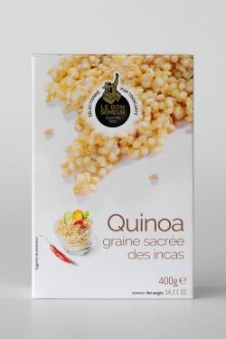 Quinoa blanc 400g - Le Bon...