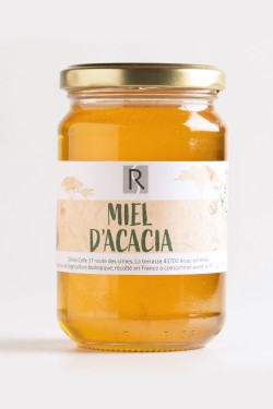 Miel d'Acacia 400g - Miel...