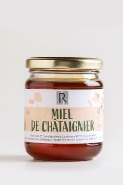 Miel de Châtaignier 250g -...