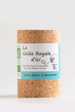 Gelée royale Française Bio