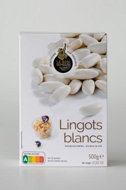 Lingots blancs 500g - Le...