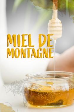 Miel de Montagne en vrac -...
